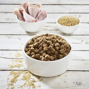 Natural Chicken & Rice Dog Food