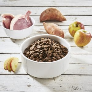 Grain Free Pork with Sweet Potato & Apple Dog Food