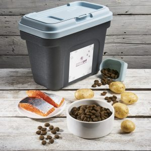 Natural Salmon & Potato Dog Food