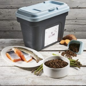 Grain Free Salmon with Trout, Sweet Potato & Asparagus Dog Food